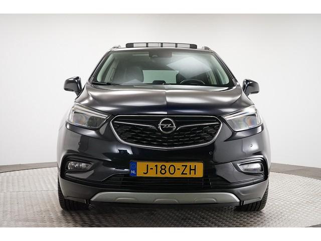 Opel Mokka X 1.4 Turbo 141PK Automaat Innovation Schuif Kanteldak Camera Leer Navi Lmv 19''
