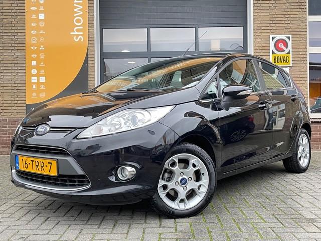 Ford Fiesta 1.25 TITANIUM 5-DEURS CLIMA LMV PDC CRUISE 1e EIG. NL-AUTO