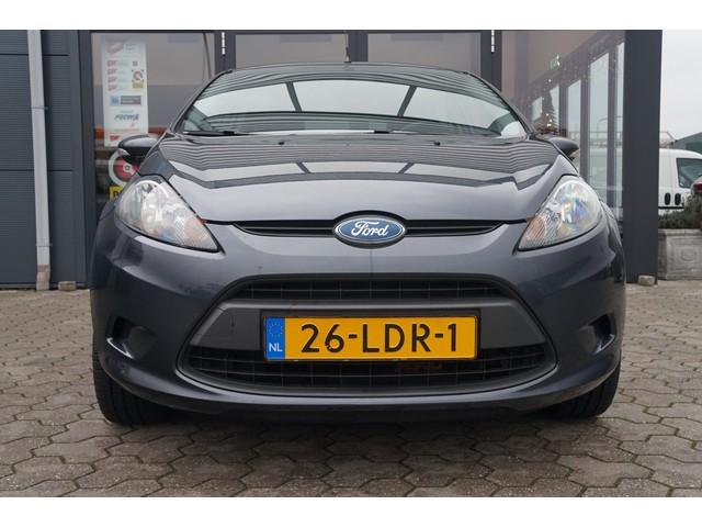 Ford Fiesta 1.25 Limited 5-Deurs Airco 1ste eigenaar Nieuwstaat