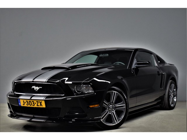 Ford USA Mustang Coupe 3.7 V6 306pk Automaat Leer Xenon Led Lmv19'' Clima Cruise 103dkm