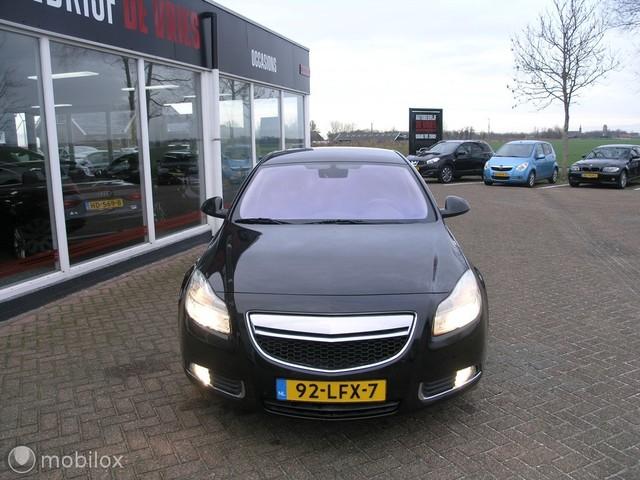 Opel Insignia 1.6 T Cosmo Sport 19Inch Leder Navi Trekhaak