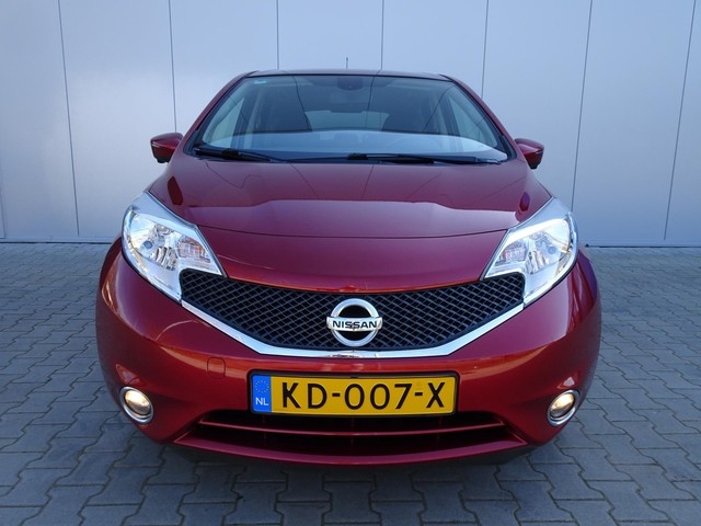 Nissan Note 1.2 Connect Edition navi   camera   cruise