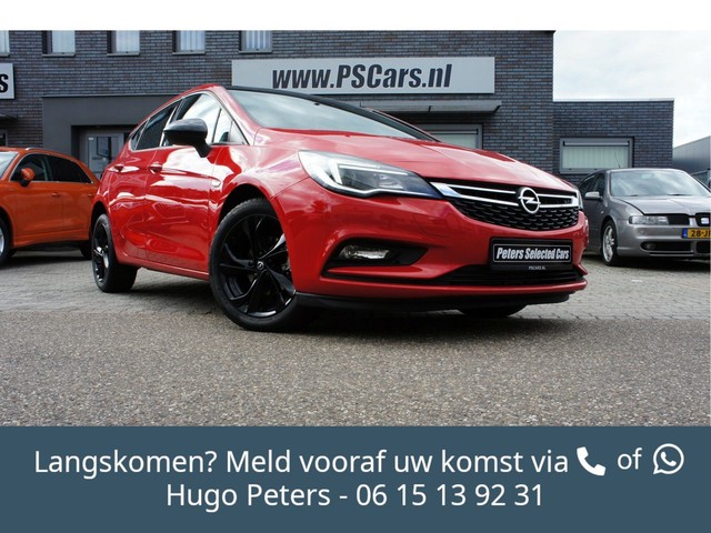 Opel Astra 1.0 T. 120 Edition CarPlay Cruise Lane PDC