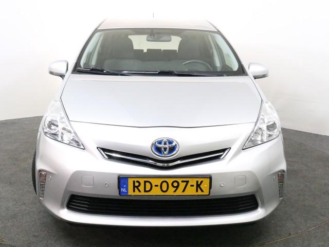 Toyota Prius Wagon 1.8 Comfort Navi, Parkeersensoren voor en achter