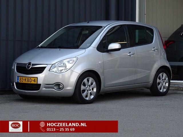Opel Agila 1.2 Edition Style AUTOMAAT | Airco