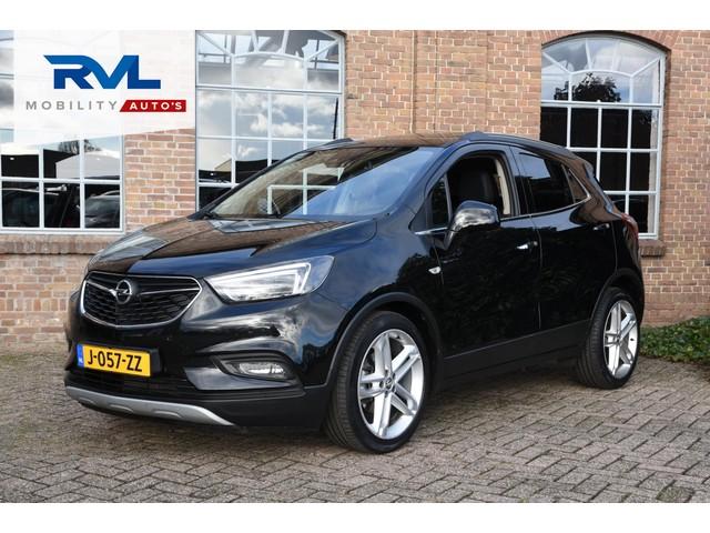 Opel Mokka X 1.4 Turbo 140 PK Innovation * 44.564 KM * Navigatie Leder Schuifdak Camera 1e Eigenaar