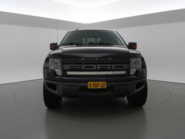 Ford USA F-150 RAPTOR SVT 6.2 V8 AUT. 4X4 D.C. LPG-G3 + SCHUIFDAK   LEDER