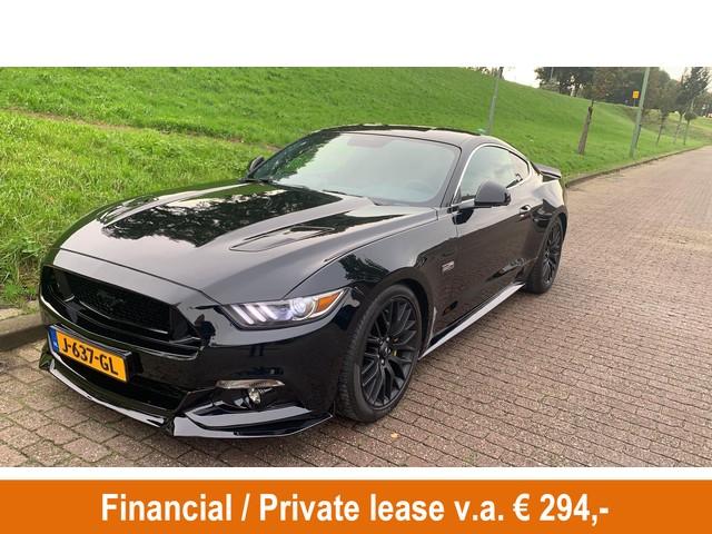 Ford Mustang Fastback 5.0 GT Leder, Navi, Xenon, Full Option's