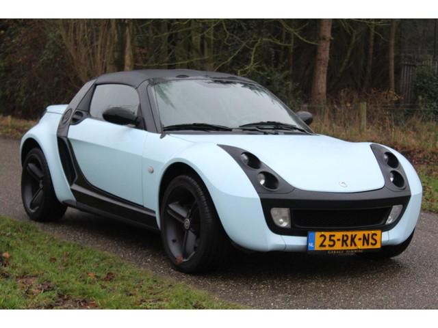Smart Roadster 0.7 Automaat Airco Hardtop Softtop Orig.Nederlands