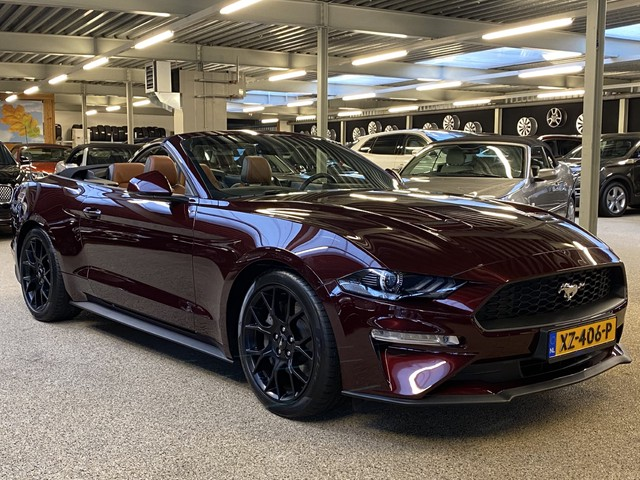 Ford USA Mustang Premium Cabriolet 35% KORTING!!