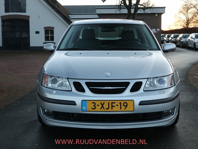 Saab 9-3 Sport Sedan 1.8T AUT. LPG-G3 NAVI LEER XENON TREKHAAK