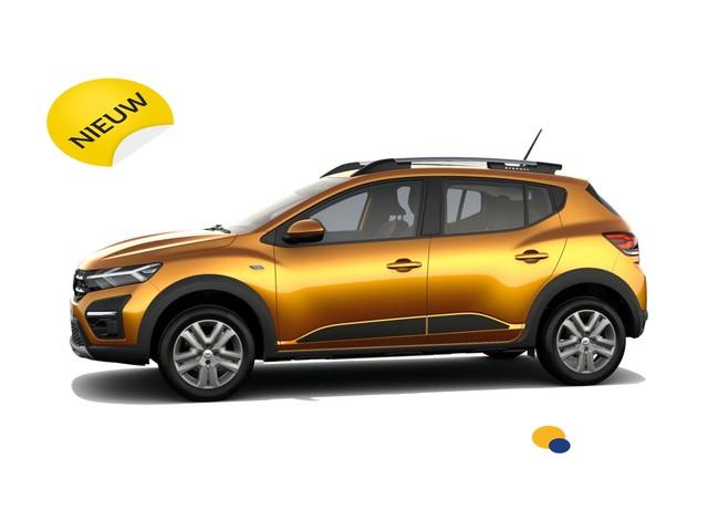 Dacia Sandero Stepway TCe 100 Bi-Fuel GPF Comfort **Levering jan 2021** Fin va. 2,9%