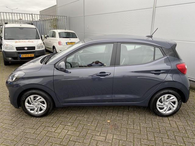Hyundai i10 1.0 Comfort Smart | AUTOMAAT | 5-Pers | Navi | Camera |