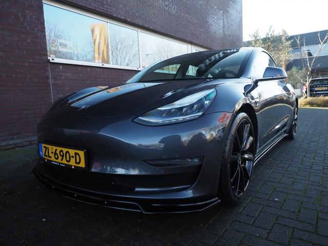 Tesla Model 3 Standard RWD 4% Bijtelling! Plus Carbon EX BTW LED Pano Leder AutoPilot Navi