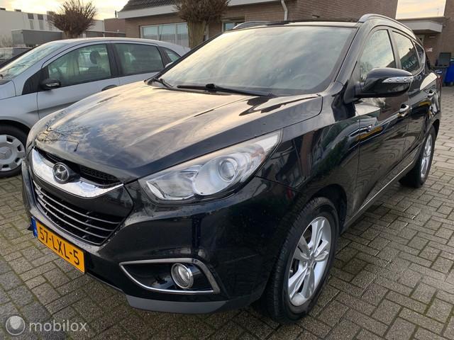 Hyundai ix35 2.0i Business Edition 214.DKM ECC NAVI APK 24-08-2021