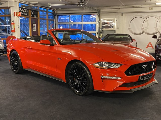 Ford USA Mustang Convertible 5.0 V8 GT Nieuw-Model