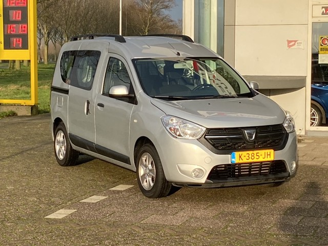 Dacia Dokker 1.2 TCe S&S Ambiance Airco, 2x Schuifdeur, Pdc