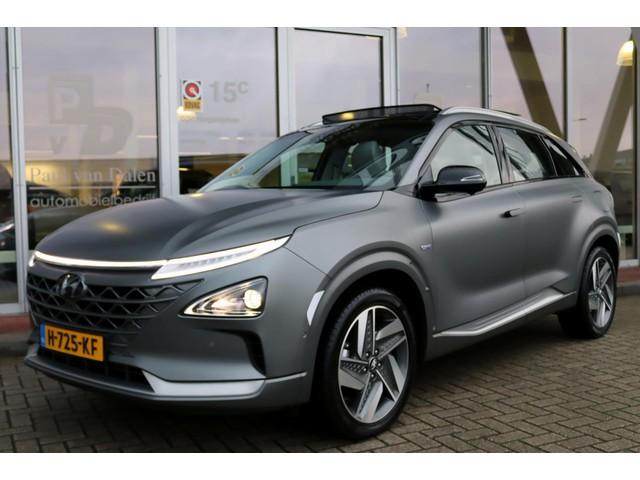 Hyundai NEXO FCEV 163PK Plus Pack € 55.785,- EX. BTW | Alle opties | 8% Bijtelling |