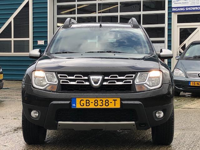 Dacia Duster 1.2 TCE 126PK 4x2 Prestige Airco LMV Navi Nw. distributieketting