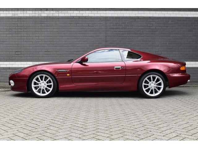 Aston Martin DB7 5.9 Vantage Coupe   Uniek   1e Eigenaar