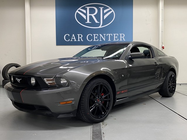 Ford USA Mustang 5.0 V8 HSi Tuned 500+PK, Roush uitlaat