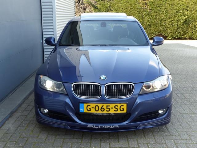 Alpina D3 BITURBO BMW Sedan NR 036 MOOI!