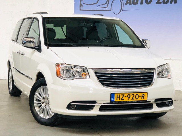 Chrysler Grand Voyager 3.6 TC Limited Stow&GO