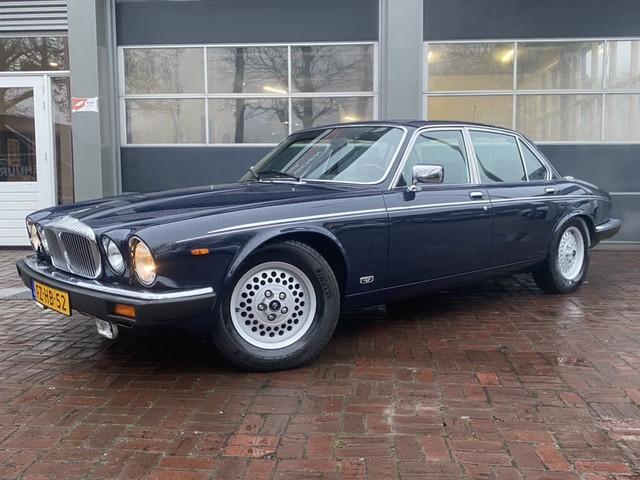 Daimler Double Six 6.0 V12 Leer,16inch,Schuifdak,Cv (1992) NL Auto Dealer onderhouden IN NIEUWSTAAT UNIEK !!