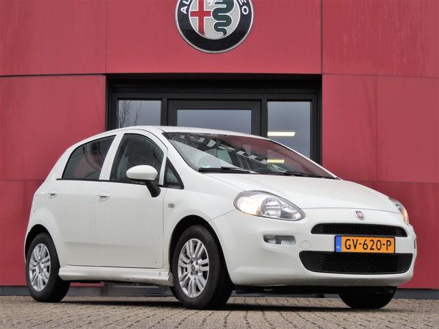 Fiat Punto 1.3 Mjet 85 Street 5d Airco | Cruise Control | Blue en Me