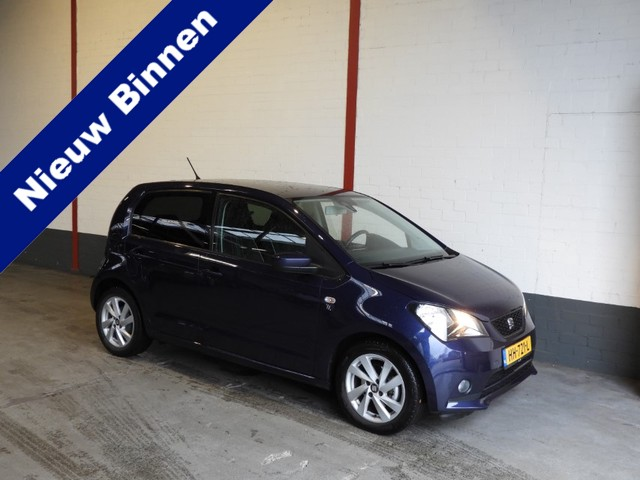 Seat Mii 5-drs 1.0i Sport Connect AIRCO CRUISE PDC LMV!