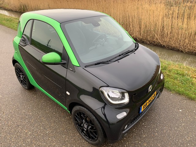 Smart Fortwo ELECTRIC PROXY MARGE!€ 2000 SUBSIDIE €0 WEGENBE