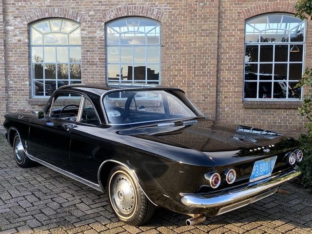 Chevrolet Corvair MONZA 1964 Coupe *ORIGINEEL AIRCO* Leder, Barnfind