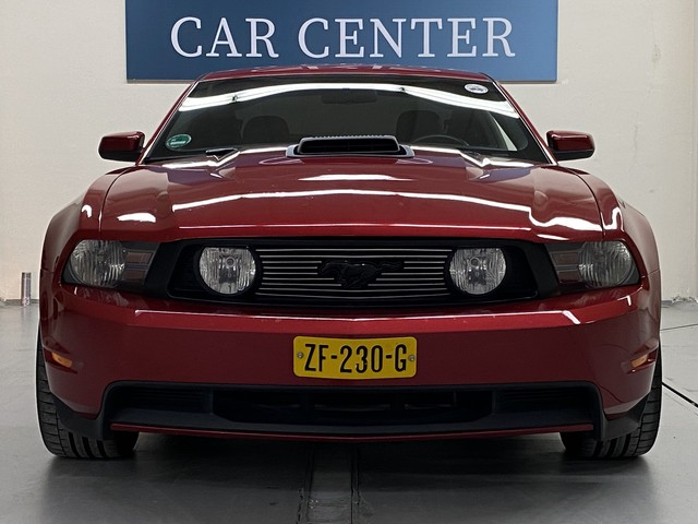 Ford USA Mustang Sherrod 500S V8. No. 009 from 500
