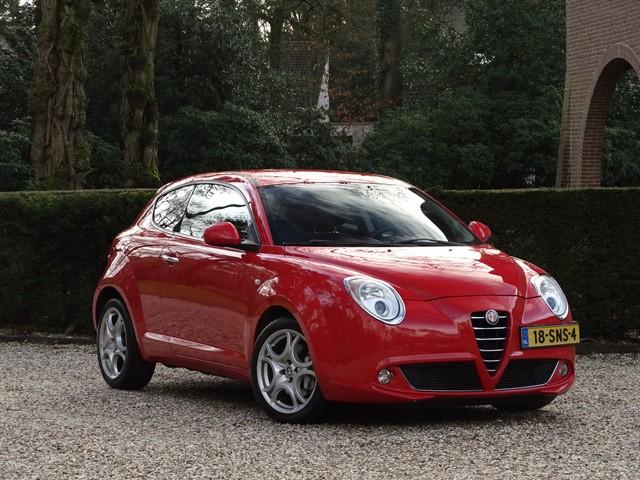 Alfa Romeo MiTo 1.4 T Sport 155PK