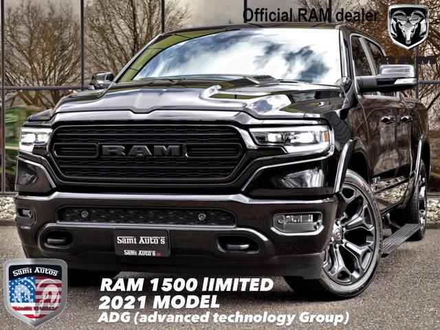 Dodge Ram 1500 LIMITED ALL- IN PRIJS GEEN MEER PRIJS    NIGHT EDIT MEEST LUXUEUZE LIMITED SPORT 2021    MET LPG EN COVER   5,7 V8 HEMI   C