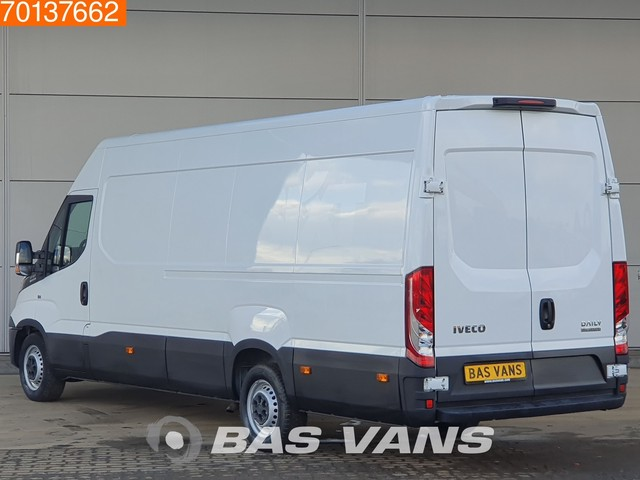 Iveco Daily 35S16 160PK Automaat Airco Euro6 L4H2 L3H2 16m3 Airco