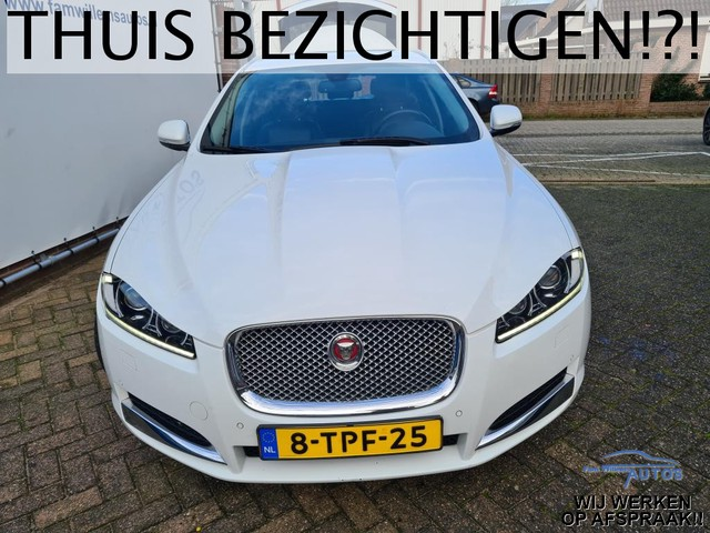 Jaguar XF Sportbrake 2.2D S Sport Business Edition