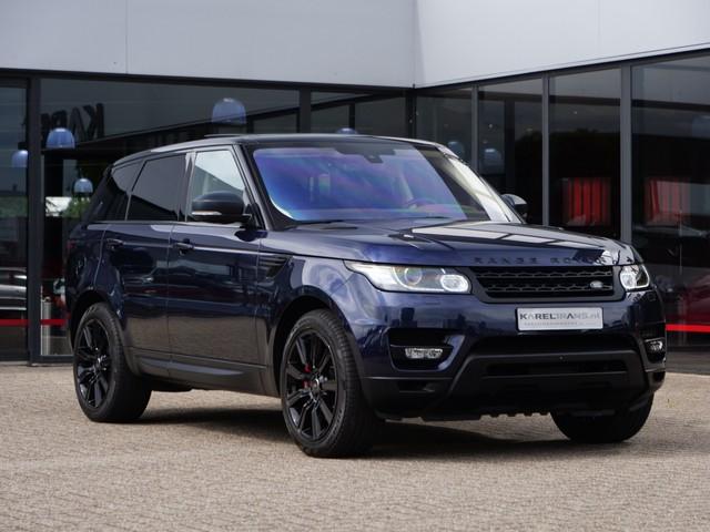 Land Rover Range Rover Sport 3.0 SDV6 306PK HSE Dynamic | slechts 28.000km | panorama | meridian | trekhaak | keyless go&entry | uniek mooi..
