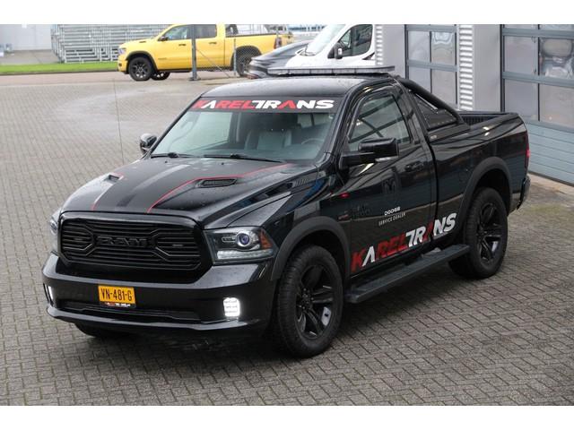 Dodge Ram 1500 5.7 V8 HEMI 400PK   Single cab   Sport   4x4   Extreem lage bijtelling   Navi   Camera   Showertje!!