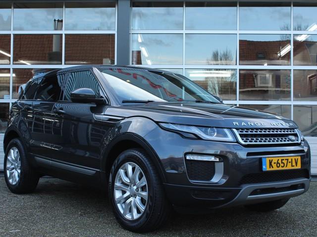 Land Rover Range Rover Evoque 2.0 TD4 HSE Dynamic (Line Assist,Verkeersbord Detectie,Stoelverwarming,Standkachel,Leder,Lm-velgen,Parkeersensoren,Xenon,MET GAR