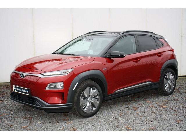Hyundai Kona prijs incl BTW Electric Premium 64 kWh Automaat Adaptive cruise controle | LED verlichting | Leder bekleding | Head up display | Camera | El st
