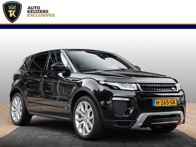 Land Rover Range Rover Evoque 2.0 Si4 HSE Dynamic Panorama Leer LED Navigatie 20