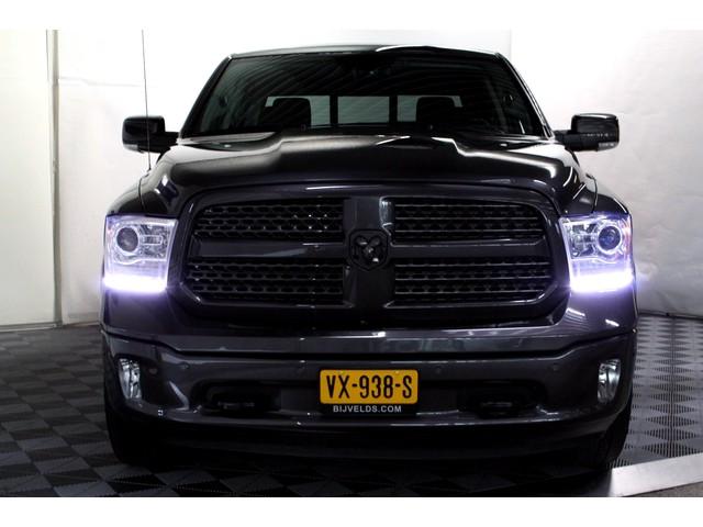 Dodge Ram 1500 5.7 V8 4x4 Quad Cab 6'4 Laramie BTW 6Pers. LAGE BIJTELLING! '16