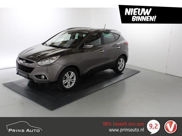 Hyundai ix35 2.0i Style | NAVI+CAMERA | TREKHAAK | LEDER