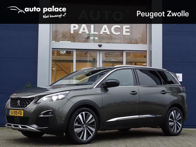Peugeot 5008 180pk Automaat GT-Line|Panodak|Leder|Massage stoelen|Clima|Navi|Trekhaak