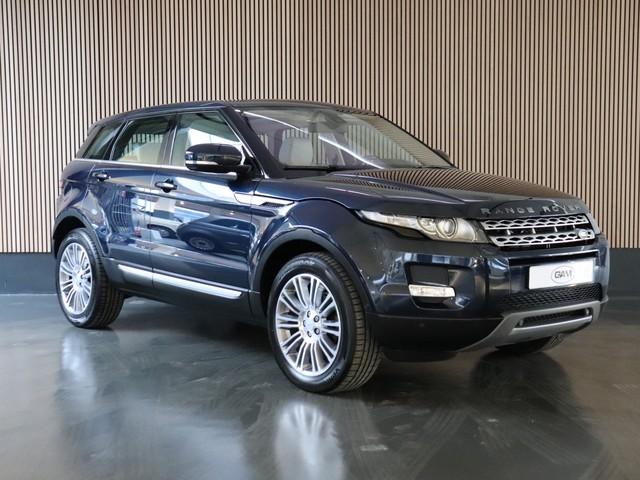 Land Rover Range Rover Evoque 2.2 SD4 4WD Prestige