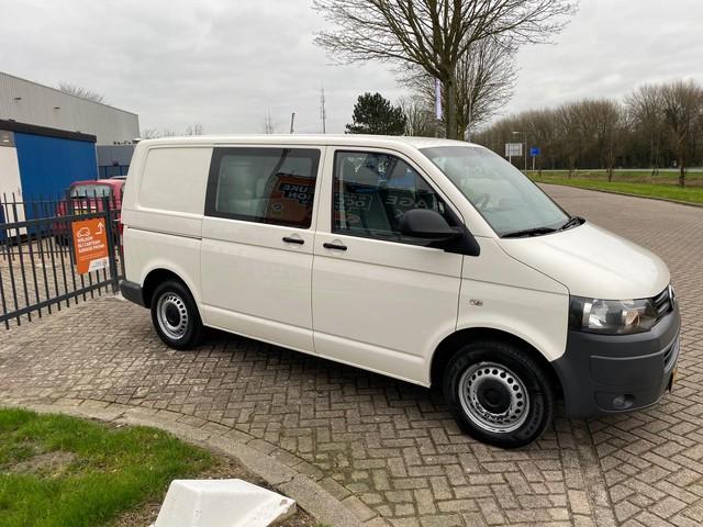 Volkswagen Transporter 2.0 TDI L1H1 dubbelecabine navigatie Bluetooth