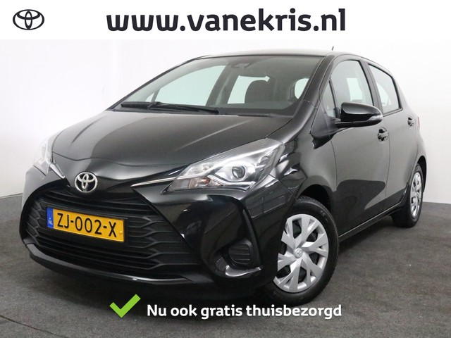 Toyota Yaris 1.0 VVT-i Active, Climate Control, Bluetooth, Parkeercamera