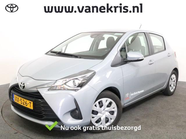 Toyota Yaris 1.0 VVT-i Active, Parkeercamera, Airco, Bluetooth