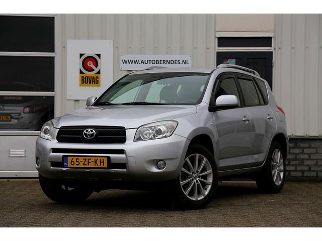 Toyota RAV4 2.0 VVTi 4WD Linea Terra*NL-Auto*Perfect Onderh.*Afneemb. Trekhaak Airco 18 inch LM*